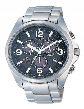 Eco-Drive Chrono Radiocontrolled Eco-Drive AS4030-59E